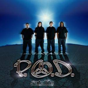 P.O.D.: Satellite - Cover