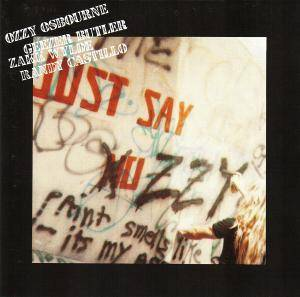 Ozzy Osbourne: Just Say Ozzy - Cover