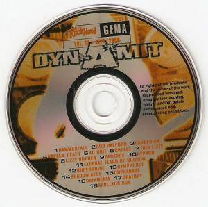 Rock Hard - Dynamit Vol. 23 (CD) - Bild 3