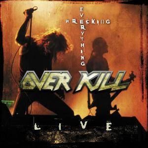 Overkill: Wrecking Everything - Cover