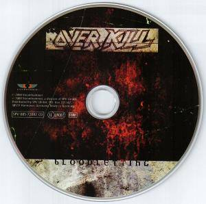 Overkill: Bloodletting (CD) - Bild 3