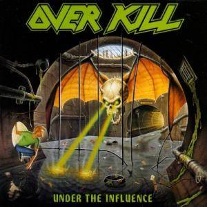 Overkill: Under The Influence (CD) - Bild 1