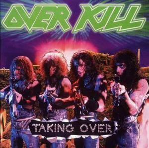 Overkill: Taking Over (CD) - Bild 1