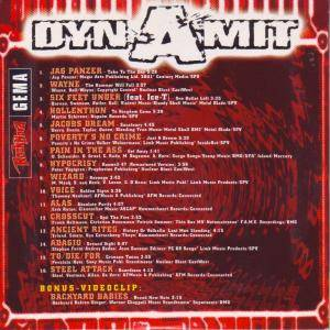 Rock Hard - Dynamit Vol. 27 (CD) - Bild 2