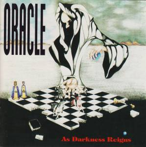 Oracle: As Darkness Reigns - Cover
