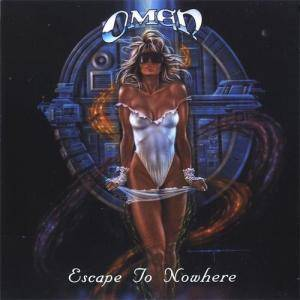 Omen: Escape To Nowhere - Cover