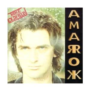 Mike Oldfield: Amarok - Cover