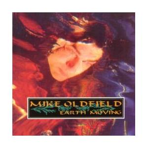 Mike Oldfield: Earth Moving - Cover