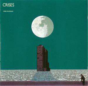 Mike Oldfield: Crises - Cover