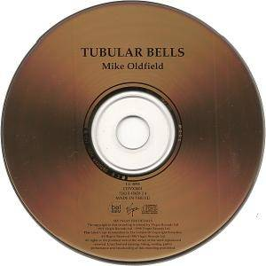 Mike Oldfield: Tubular Bells (CD) - Bild 4
