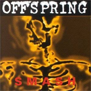 The Offspring: Smash - Cover