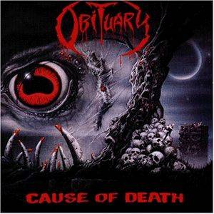 Obituary: Cause Of Death - Cover