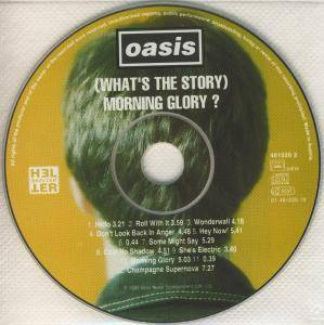 Oasis: (What's The Story) Morning Glory? (CD) - Bild 5