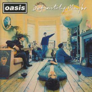 Cover - Oasis: Definitely Maybe