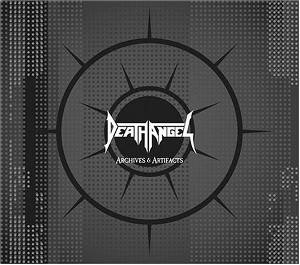 Death Angel: Archives & Artifacts (3-CD + DVD) - Bild 1