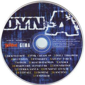 Rock Hard - Dynamit Vol. 29 (CD) - Bild 3