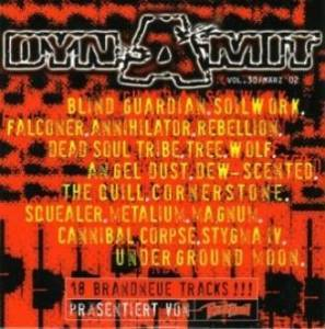 Rock Hard - Dynamit Vol. 30 (CD) - Bild 1