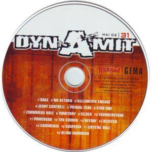 Rock Hard - Dynamit Vol. 31 (CD) - Bild 3