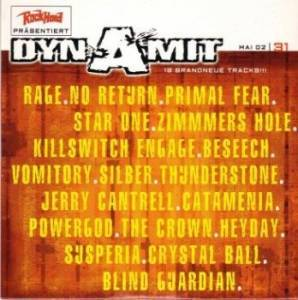 Rock Hard - Dynamit Vol. 31 (CD) - Bild 1