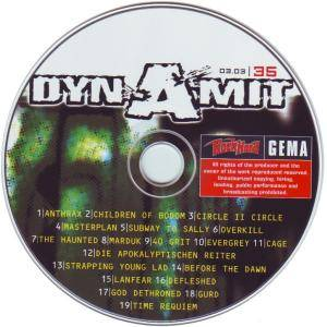 Rock Hard - Dynamit Vol. 35 (CD) - Bild 3