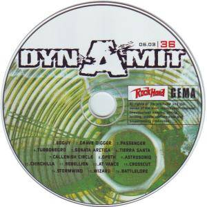 Rock Hard - Dynamit Vol. 36 (CD) - Bild 3