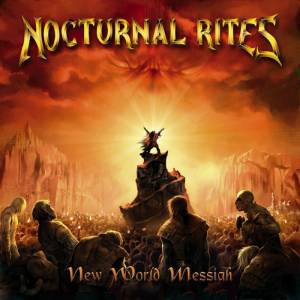 Cover - Nocturnal Rites: New World Messiah