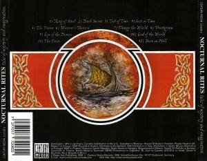 Nocturnal Rites: Tales Of Mystery And Imagination (CD) - Bild 2