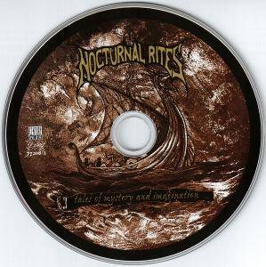 Nocturnal Rites: Tales Of Mystery And Imagination (CD) - Bild 3