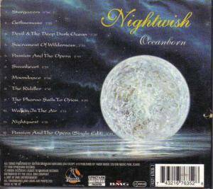 Nightwish: Oceanborn (CD) - Bild 2