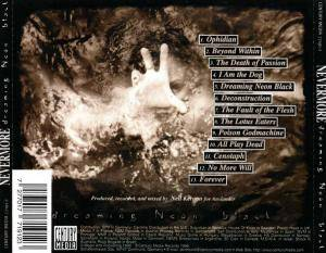 Nevermore: Dreaming Neon Black (CD) - Bild 2
