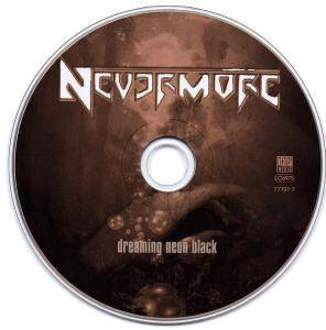 Nevermore: Dreaming Neon Black (CD) - Bild 3