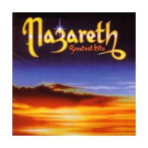 Nazareth: Greatest Hits - Cover