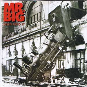 Cover - Mr. Big: Lean Into It