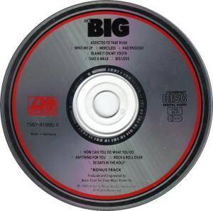 Mr. Big: Mr. Big (CD) - Bild 2