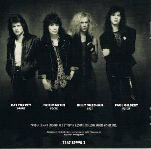 Mr. Big: Mr. Big (CD) - Bild 3