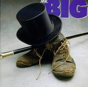 Mr. Big: Mr. Big - Cover