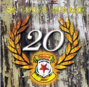 Rock Hard - SPV: 20 Years of Solid Rock - Cover