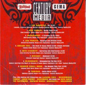 Rock Hard - Century Media Collaboration (CD) - Bild 2