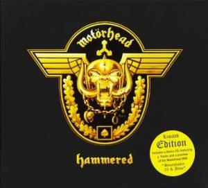 Motörhead: Hammered - Cover