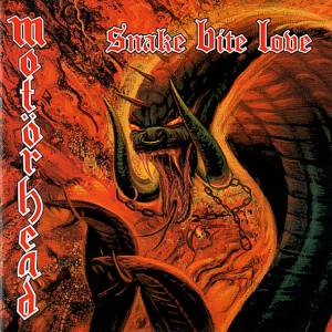 Motörhead: Snake Bite Love (CD) - Bild 1