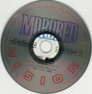 Mordred: Vision (Mini-CD / EP) - Bild 4