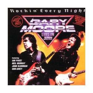 Gary Moore: Rockin' Every Night (Live In Japan) - Cover