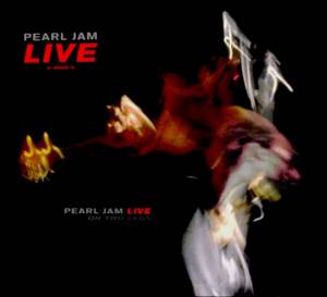 Pearl Jam: Live On Two Legs - Cover