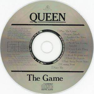 Queen: The Game (CD) - Bild 3