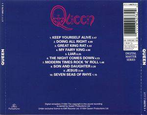 Queen: Queen (CD) - Bild 2