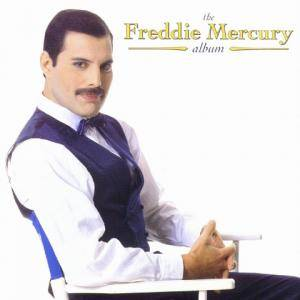 Freddie Mercury: Freddie Mercury Album, The - Cover