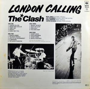 The Clash: London Calling (2-LP) - Bild 2