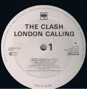 The Clash: London Calling (2-LP) - Bild 3