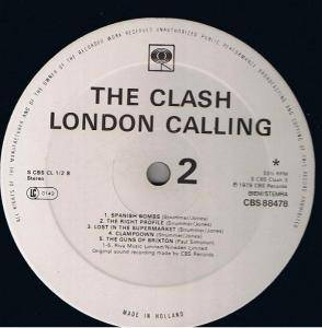The Clash: London Calling (2-LP) - Bild 4