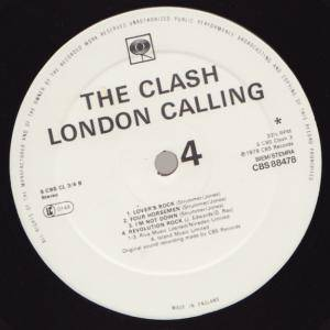 The Clash: London Calling (2-LP) - Bild 6